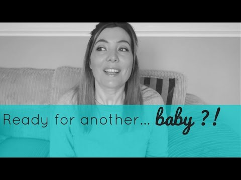 Signs You are Ready for an additional Baby