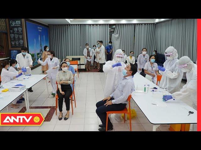 Tối 13/6: Việt Nam ghi nhận thêm 103 ca mắc Covid-19 mới, TP HCM nhiều nhất với 44 ca   ANTV