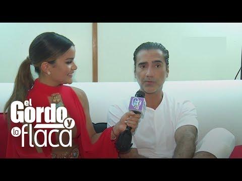 Exclusiva: Alejandro Fernández tiene planes de trabajar con Maluma