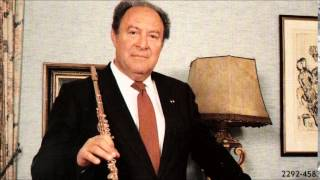 Saverio Mercadante Flute Concerto in E minor, Jean-Pierre Rampal