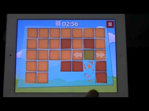 Brain Puzzle FREE Moonwalk puzzle | casual gameplay on iPad 2