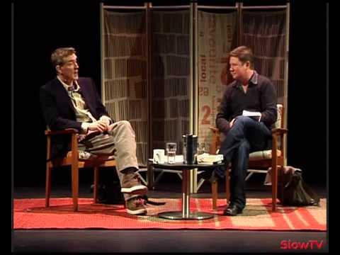 David Mitchell in conversation with Geordie Williamson