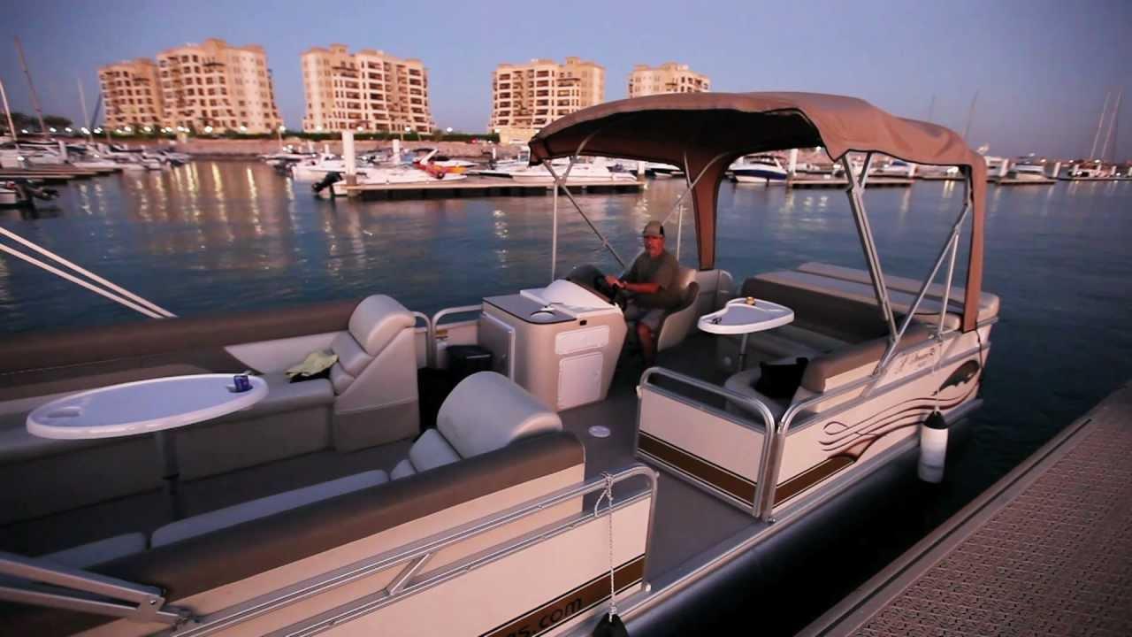 Seadunes Pontoon UAE