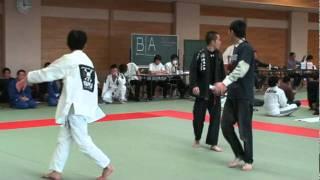 【白帯カーニバル44】湯山将軍 1回戦