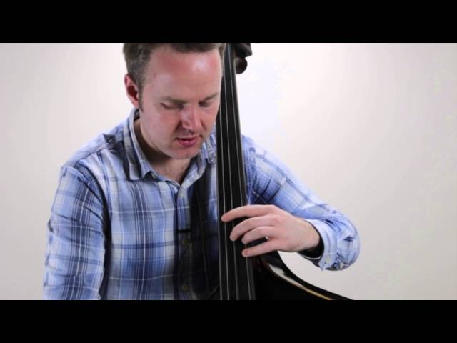 BLUES DOUBLE BASS LESSON with Geoff Chalmers