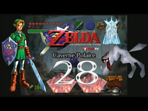 The Legend of Zelda Ocarina Of Time #28: Caverne Polaire