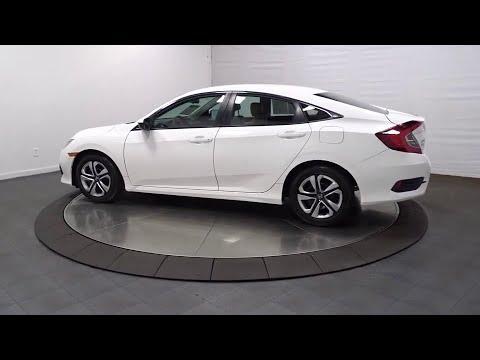 2016 Honda Civic Sedan Hillside, Newark, Union, Elizabeth, Springfield, NJ H21335
