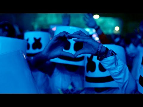 Cover Lagu Marshmello More Than Music Premiere Party at YouTube Space LA stafamp3