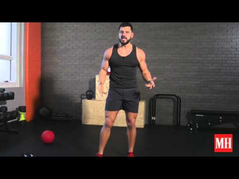 Hop, Jump, and Move Workout