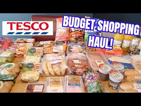 tesco-grocery-haul-&-family-meal-ideas-💙