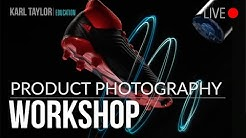 Product Photography Workshop [Football Boot]