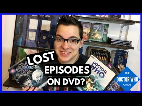 Doctor Who Missing Episodes - 2nd Doctor Part 2 - How To Collect The Surviving Eps. on DVD