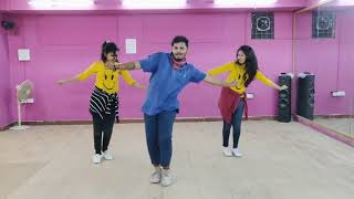 Rowdy baby Dance Cover| Maari2 Dance Video |Simple Dance Choreography| Sai Pallavi|