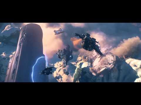 видео: halo 5 - Вступительный ролик