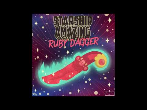 "Starship Amazing - ""Ruby Dagger"" (Full Album) Chiptune Synthpop Fakebit"