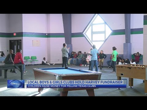 Boys & Girls Clubs of the Coastal Plain send relief to those in Houston