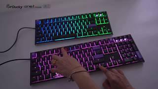 【原價屋開箱】DUCKY ONE2 87/108鍵 RGB 機械式鍵盤!