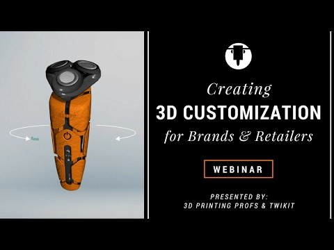 Creating 3D Customization for Brands and Retailers