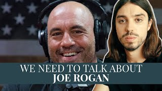 Joe Rogan, We Need to Talk | Earthling Ed vs Joe Rogan