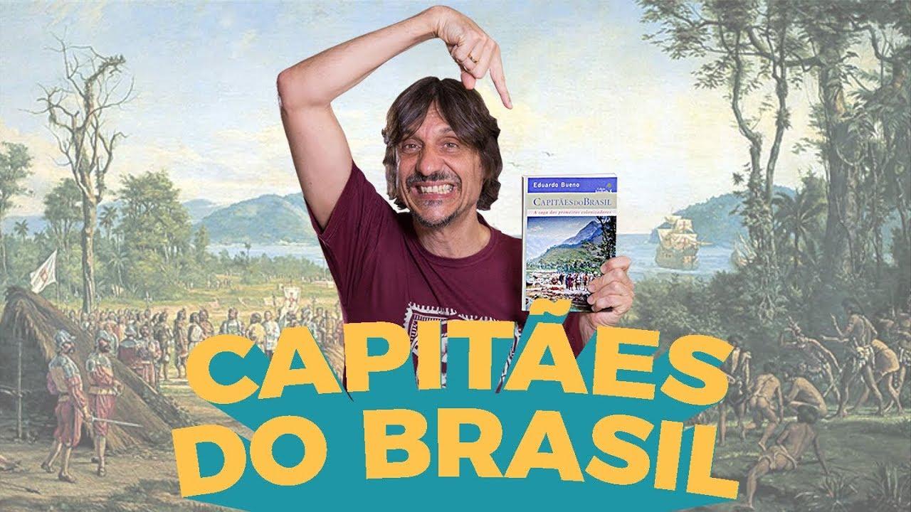 Capitães do Brasil - Sextante