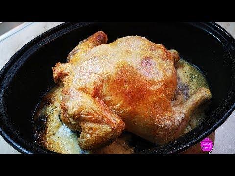 PILE NA SOLI PECENO U RERNI DA PRSTE POLIZETE kuhaj i peci
