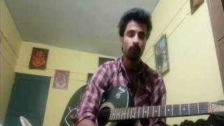 Maiya teri jai jaikaar | Arijit singh | Guitar lesson and cover