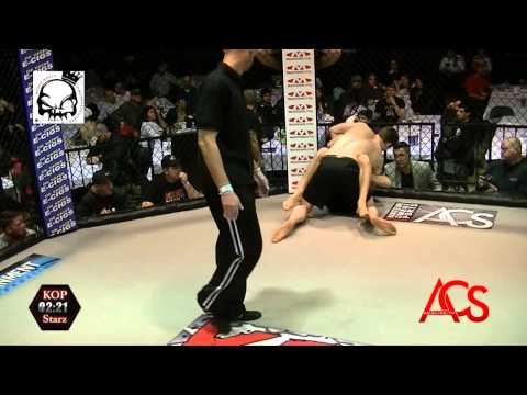 ACSLIVE.TV Presents Knockout Promotions 33 Kenny Branch Vs Joel Paash