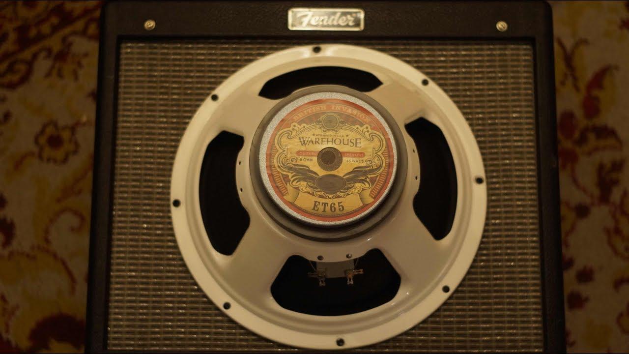 Blues Junior Changing Speaker - Doctor Guitar Episode #97