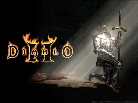 Diablo 2 Soundtrack (Wilderness)