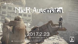NieR:Automata/ニーア オートマタ: TVCM