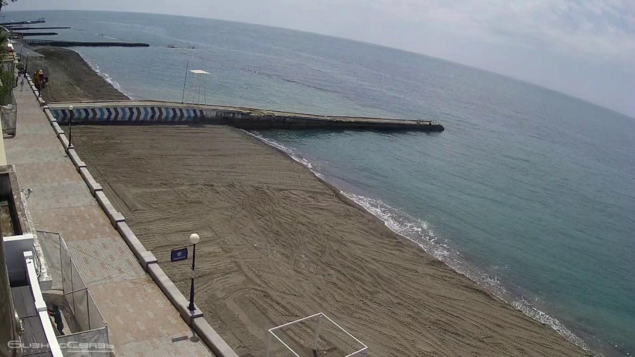 Летний пляж 2020 в Сочи - YouTube