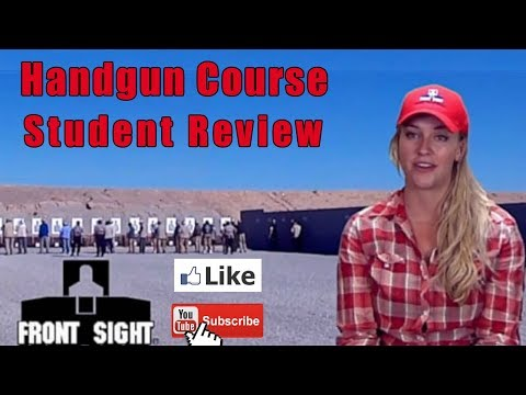 Female Defensive Handgun Course Review-Defensive Handgun Course Women's Review-Ladies Handgun Class