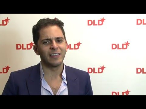 DLD Conference 2014 interview with Mahbod Moghadam, and the heads of Missoni and Hublot about Fashion Genius.