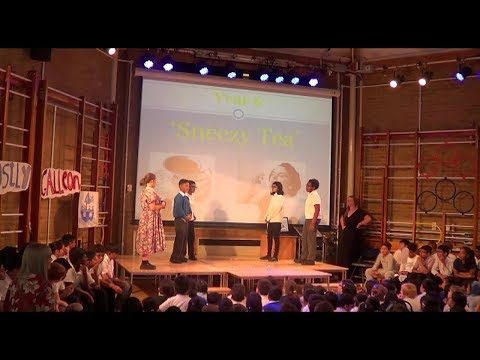Year 6 Leavers Show 2017