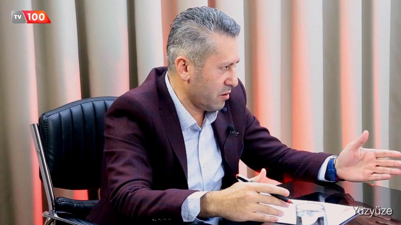 Yüzyüze Programı Mhp Çanakkale İl Başkanı Hakan Pınar