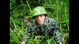 GI Joe Action Marine - Okinawa Operation Iceberg