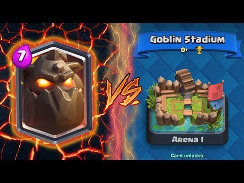 Clash Royale | LAVA HOUND TROLLING ARENA 1! | *FUNNY MOMENTS* (Drop Trolling #31)