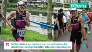 Deportistas valoran el Chequeo Deportivo de Policlínica Gipuzkoa