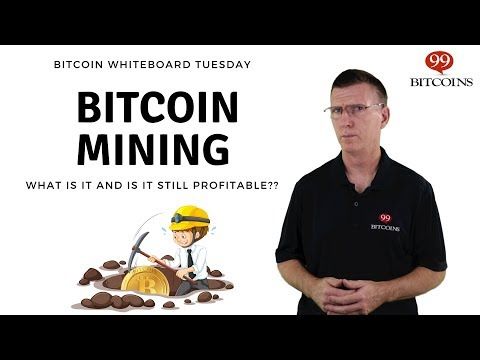 What is Bitcoin Mining? (In Plain English)