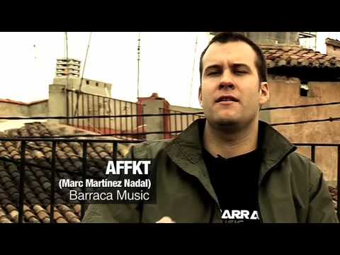 Barraca Music Documentary feat. Ricardo Villalobos, AFFKT & Danny FIddo (Part 1/2)