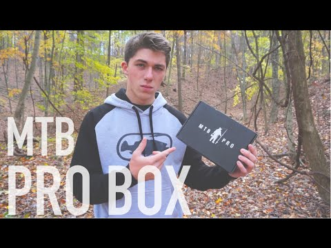 Unboxing Mystery Tackle Box PRO  -- October Pro Box