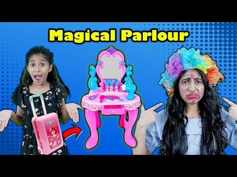 Pari Ka Magical Beauty Parlour   Funny Story   Pari's Lifetsyle