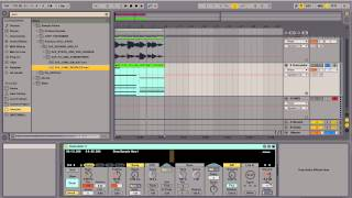 Learn to Produce Drum and Bass in Live 9 by DJ Fracture - Part 3 of 3