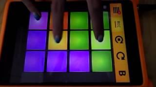 How To Play Burjuman l Mi Xipo l Electro Drum Pads 24 Tutorial