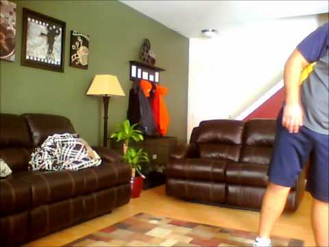 P90X Day 1 - workout