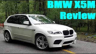 homepage tile video photo for E70 BMW X5M Initial Review