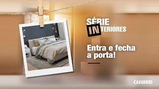INTERIORES - ENTRA E FECHA A PORTA - 19h