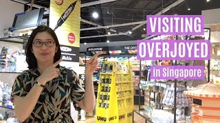 Visiting Overjoyed in Singapore (Episode 9)