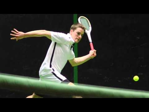 2016 Real Tennis World Championship Rob Fahey Interview