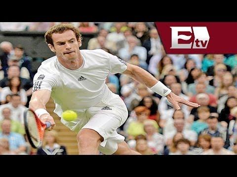 Andy Murray, en exclusiva desde el Abierto Mexicano de Tenis en Acapulco / Adrenalina